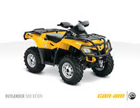 Can Am 500 G1