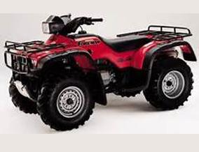 Honda TRX 400