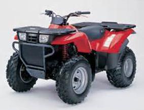 Kawasaki KVF 400