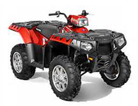 Polaris-Sportsman-850
