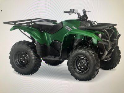 Yamaha Kodiak 2015-